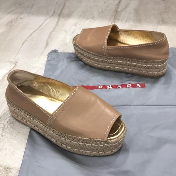 Prada Shoes   Prada Platform
